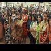 Santo Nino Association Present Check to Parish