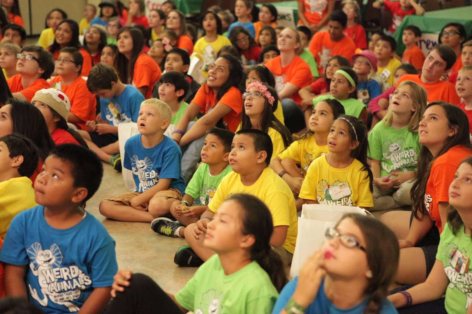Vacation Bible School for ages 4-13