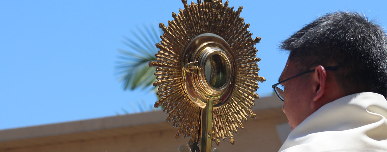Procession of the Blessed Sacrament
