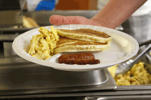 Pancake Breakfast Sunday, Nov. 11th