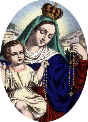 Traditional Rosary Novena