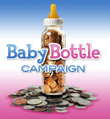 Birth Choice - Annual Baby Bottle Fundraiser