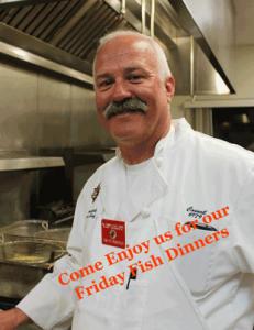 Lenten Fish Dinners /  Cenas de pescado cuaresmal for 2018