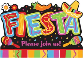 OUR ANNUAL GRAN FIESTA IS COMING!
