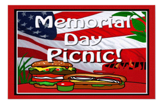Memorial Day Picnic   /   Pic-nic de Memorial Day