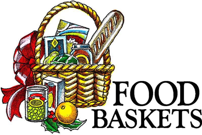 Upcoming Holiday Food Baskets for Those in Need