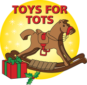 Knights of Columbus Sponsor Toys for Tots Toy Drive